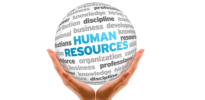 Creation of a site for the human resources agency