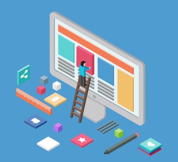 Administrare website