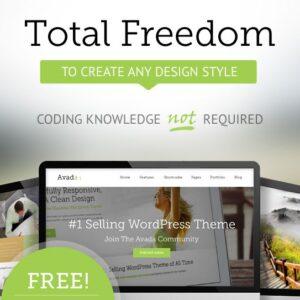Tema profesionala wordpress pentru realizarea unui web site de prezentare
