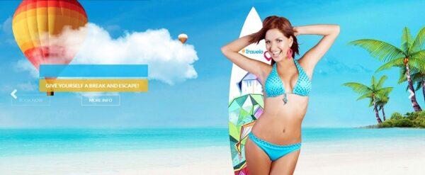 Creare site agentie de turism